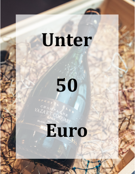 Unter 50 Euro
