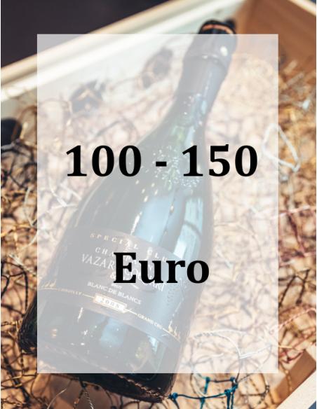 100 - 150 Euro