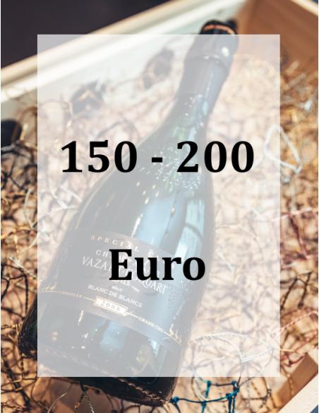 150 - 200 Euro