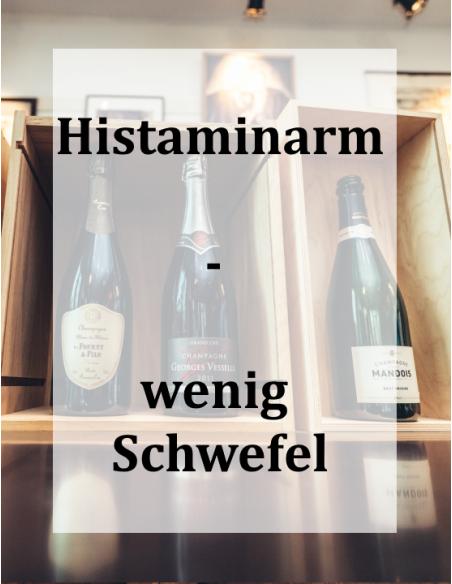 Histaminarm - wenig Schwefel
