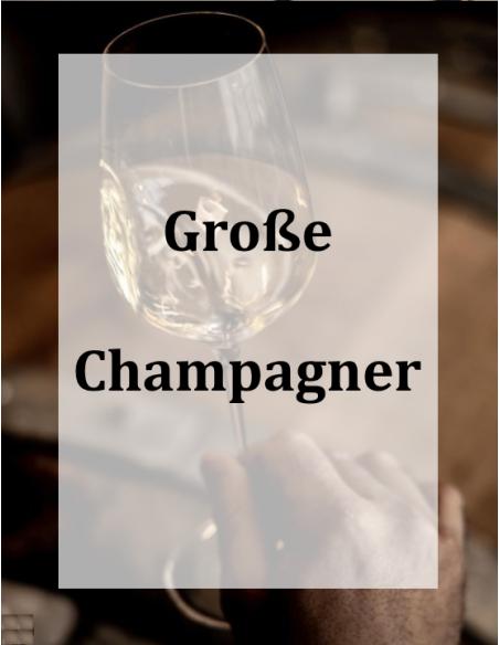 Großer Champagner