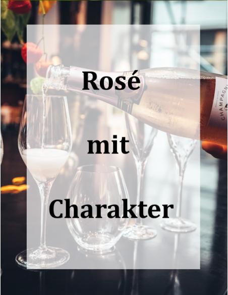 Charaktervoller Rosé