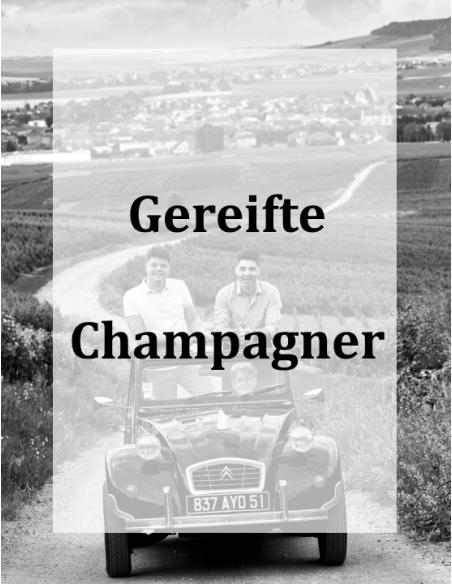 Gereifte Champagner