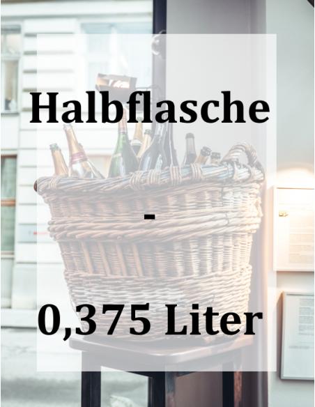 Halbflasche / Demi-Bouteille (0,375L)